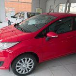 Ford Fiesta 1.25 Duratec 82cv 5p Trend Rojo
